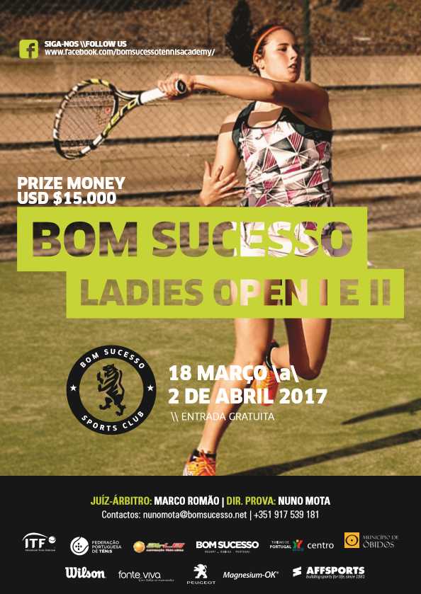 LADIES OPEN